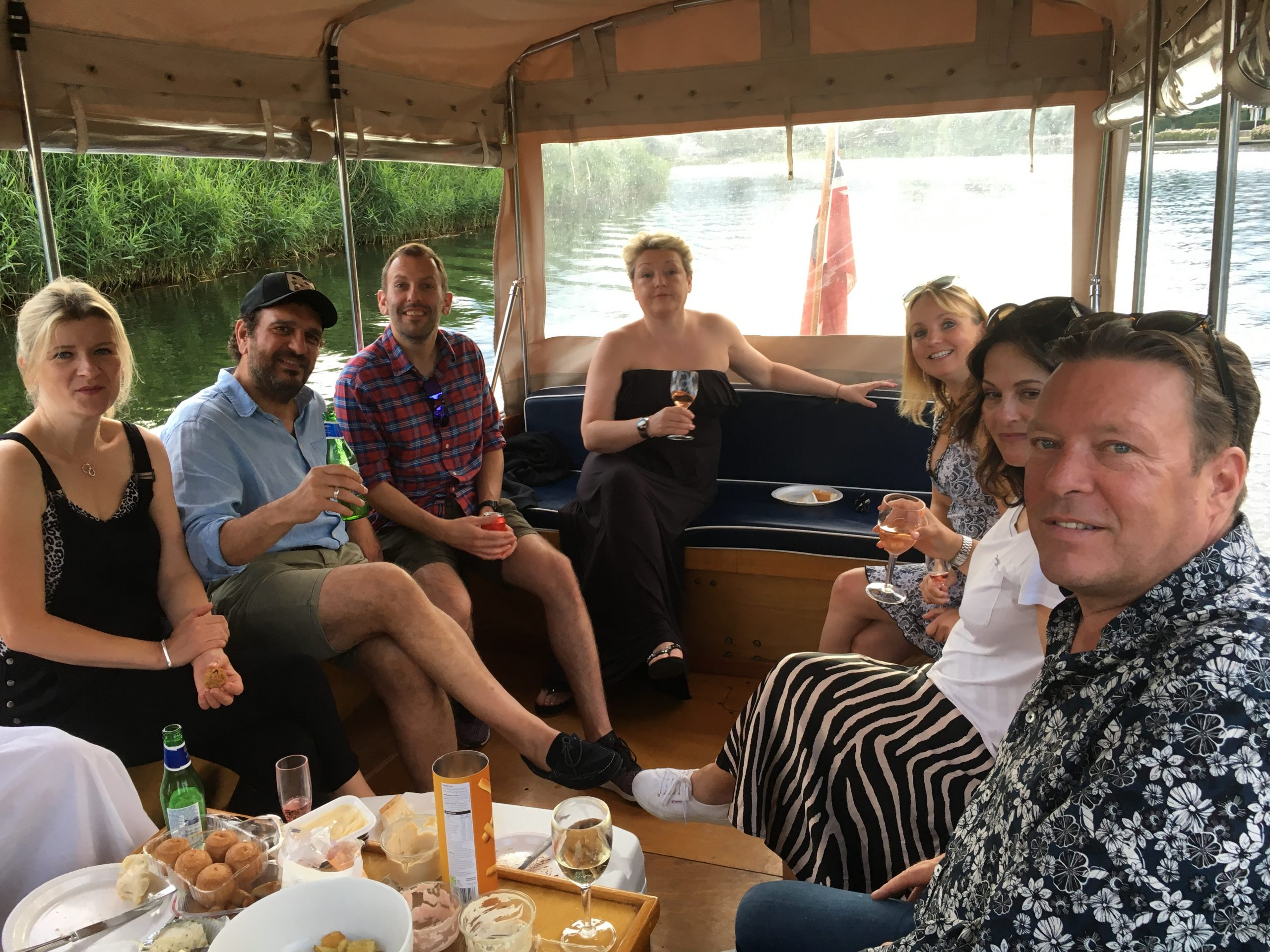 henley boat hire